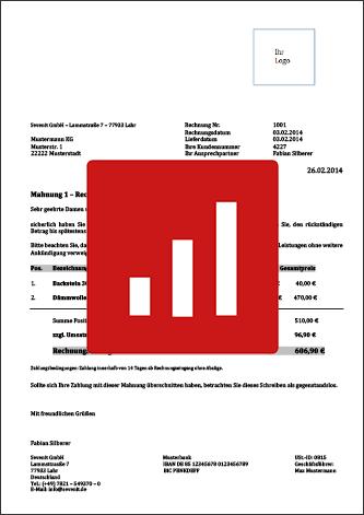 Mahnungsvorlage Schweiz Jetzt Gratis Bei Pebe Smart